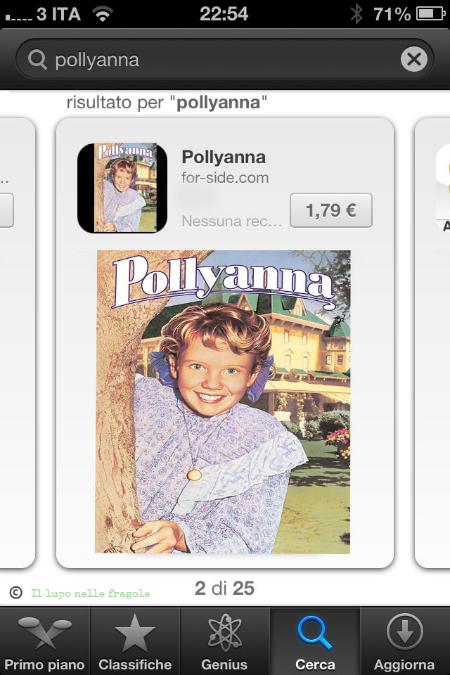 Pollyanna Pro. Gold Edition.