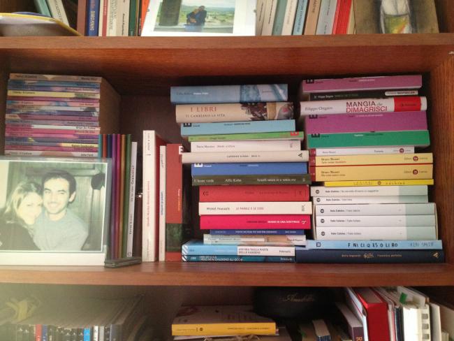 So many books… #unavitadalettore