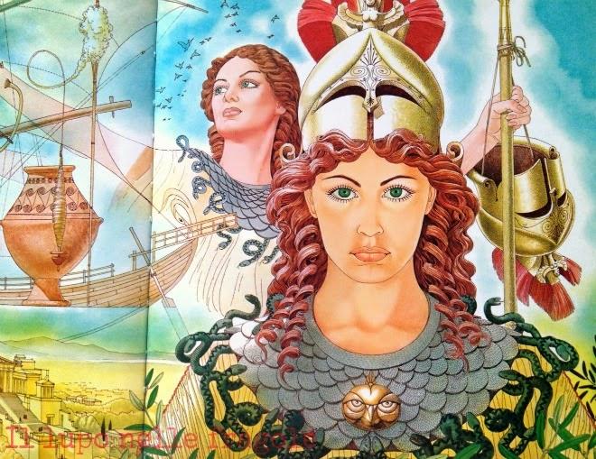 #NonDiteloAiGrandi: a me (mi) piace la mitologia.