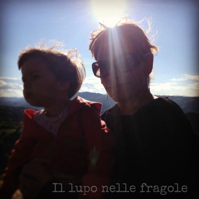 Una gita a San Leo: tra spose e tramonti.